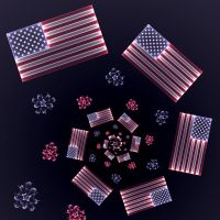 Stars and Stripes by Cosmic-Cuttlefish