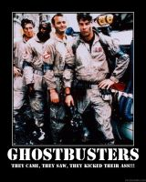 Ghostbusters by Starkiller955