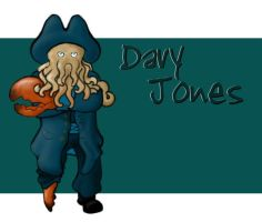 Davy Jones by Avelais