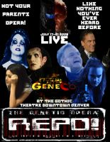 Repo The Genetic Opera Poster by iamtherealbender