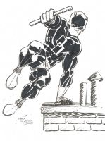 Daredevil by ChrisMoreno