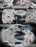 Face Off - Prologue Page 4 by KibaFreewolf