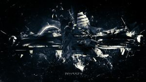 Abstract Vision-Odyssey by Lacza