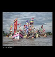 pesta laut by dhuo