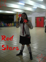 Red Stars by Sanguijuela