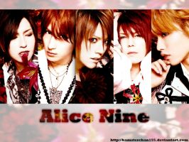 Alice Nine White Period by hamsterchan155