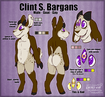 ::Clint Ref 2015:: by DogsTeeth