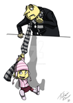 Despicable Me: Hanging Around by forte-girl7