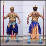 Kilik - Soul Calibur 5 FRONT \ BACK First Preview by LeonChiroCosplayArt