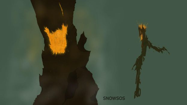 Fire Tree Concept by SNOWSOS