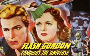 Flash Gordon COnquers the Universe by theroboco