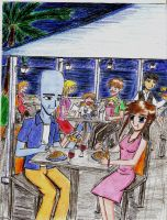 Supper in Sentosa by e31