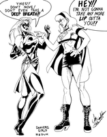 Danvers girls 2 by Joe-Singleton