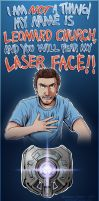 Laser Face by trojan-rabbit