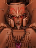 Young Megatron 2 by J-666
