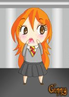 Chibi: Ginny Weasley by nearlyindicent