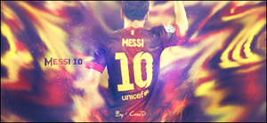 Smudge Messi by AcCreed