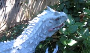 Indominus Rex In The Jungle by reneg661