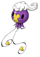Drifloon by Neltruin