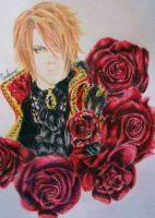 Prince of roses by Crimson-rose-x