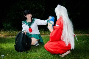 ..and for you - Inuyasha by oOoNaruto-chanoOo