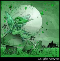 La Fee Verte by CitizenWolfie