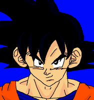Son Goku by sonigoku