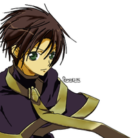 07 ghost teito by gamze135