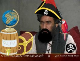 Mullah Omar by picturizr