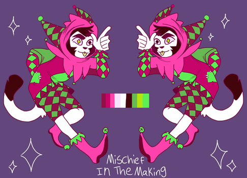 Mischief In The Making: OTA Adoptable*OPEN* by Twilerfall
