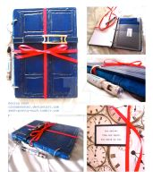 River Song's TARDIS Diary by Cinnamonster