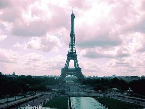 To Paris, With Love by theriverjordan