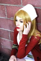 Lisa Garland cosplay - Fragile by Meryl-sama