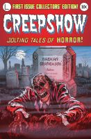 Creepshow comic cover by abnormalbrain