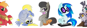 MLP Group Detail by LunarDawn