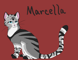 Marcella Reference by Becksterz
