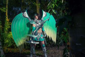 Shana - Legend of Dragoon by Lesciel
