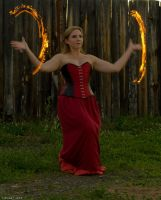 Fire show 1 by Catya-rina