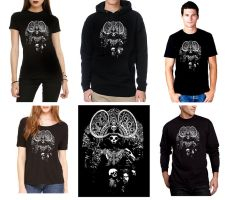 Shirts Hoodies Long Sleeves AVAILABLE 2 WEEKS ONLY by Blasterkid