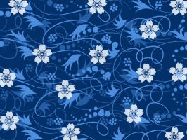 Floral Wallpaper by Sakura1983