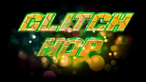 Glitch Hop  wallpaper 2. by LinehoodDesign