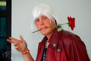 Dante cosplay by dante-is-god