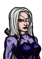 Rose Wilson Colored by vitamingem