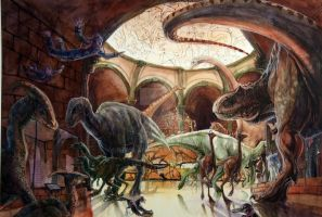 Museum of Unnatural History by nebulafire