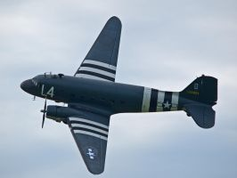 Dakota Sywell Air Display by davepphotographer