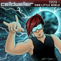 Celldweller by HannahNew