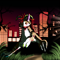 Daraso-Escape from the city by xXLegendary-FuryXx