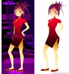 -old stuff - 6teen Chracter by Ricepot