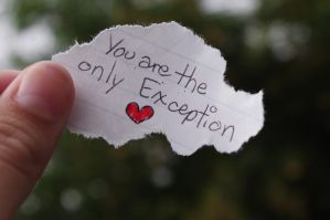 the only exception by a-beautiful-soul