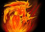 Flame Elemental by jbn
